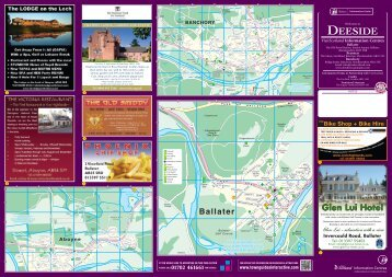 Deeside A3 297x420 - Town Guides Interactive