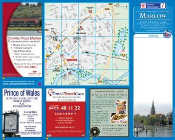 MARLOW MARLOW - Town Guides Interactive