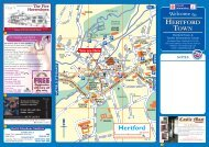 Hertford - Town Guides Interactive