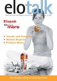 Elotalk 3/2007 - Elopak