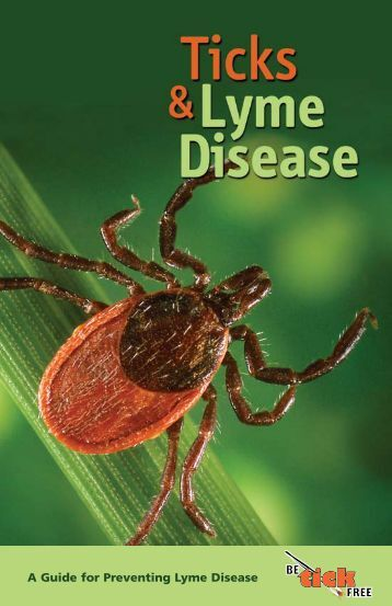 A Guide for Preventing Lyme Disease - Town of New Scotland