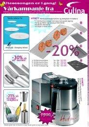 30% - Culina