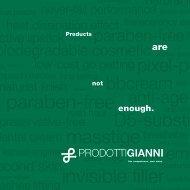 Brochure Claim-Edition 2011 - Cosmesi.it