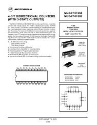 4-BIT BIDIRECTIONAL COUNTERS (WITH 3-STATE ... - skot9000