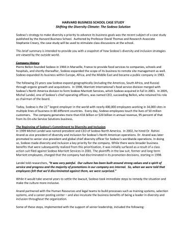 harvard university business case study Harvard business school case study - gender equity - free download as word doc (doc), pdf file (pdf), text file (txt) or read online for free estudo sobre.