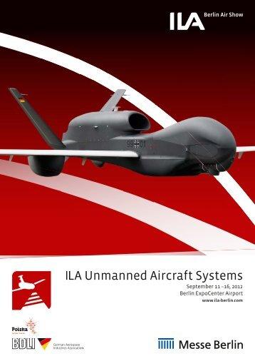 ILA Unmanned Aircraft Systems – Broschüre ... - ProduktOnline.de