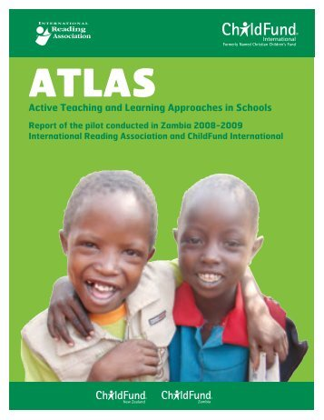 Active Teaching and Learning Approaches in Schools - International ...