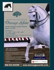 DA2013-PrizeListOpen.. - Dressage Affaire