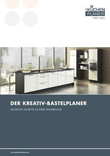 DER KREATIV-BASTELPLANER - Die Küchenplaner