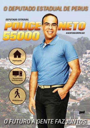O deputado estadual de Perus!