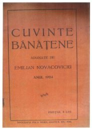 Page 1 ADI lNĀTlî DE EMILIAN NOVACOVICIU ANUL 1924 Page 2 ...
