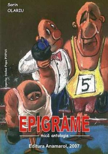 Sorin Olariu - Epigrame. Mica antologie - Banaterra