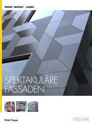 Trespa - Meteon Spektakuläre Fassaden