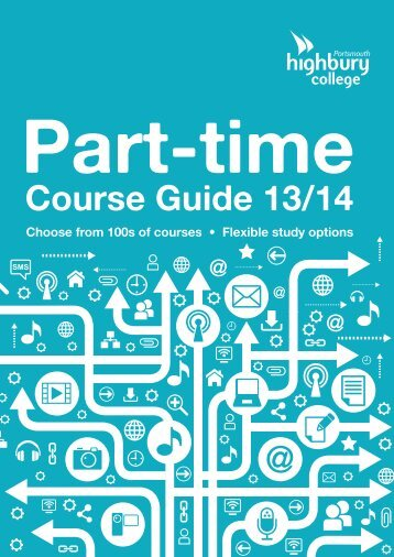 Part-time Course Guide 2013-2014 - Highbury College