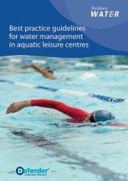 Sydney Water - Best practice guidelines for water ... - Neptune-Benson