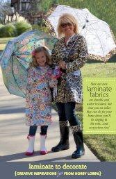 laminate fabrics - Hobby Lobby