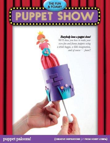 Puppet Show - Hobby Lobby