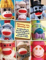 Monkey Business - Hobby Lobby