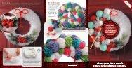 oh my yarn, it's a wreath - Hobby Lobby
