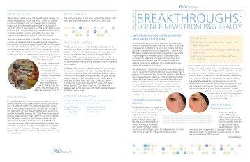 BeautyScience_Newsletter_8.pdf - P&G Beauty & Grooming