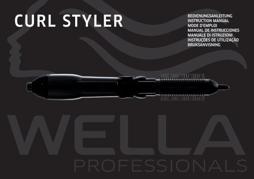 Curl Styler.book - Wella