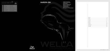 HAIRSPA ION - Wella