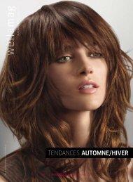 TENDANCES AUTOMNE/HIVER - Wella