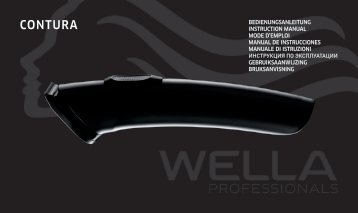 contura - Wella