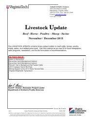 PDF - Virginia Cooperative Extension - Virginia Tech