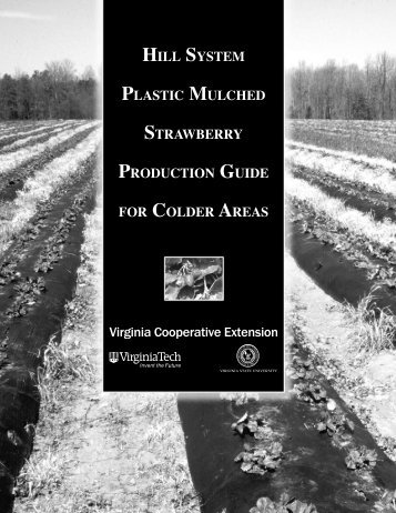 PDF (1 MB) - Virginia Cooperative Extension - Virginia Tech