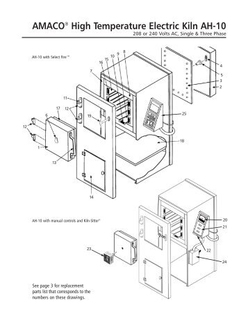 ah 10 instruction manual with parts list and wiring diagrams amaco?quality\\\=85 crate cr 285b b15 wiring diagram crate wiring diagrams collection  at gsmx.co