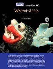 Whimsical Fish - Amaco