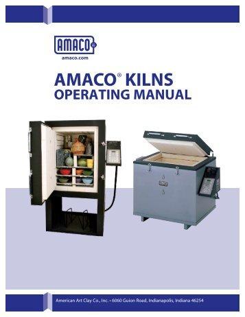 Amaco Kiln Manual