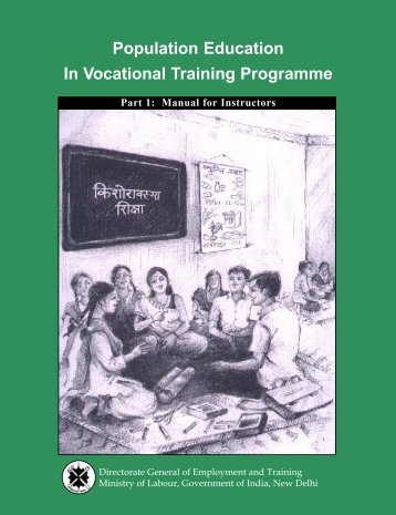 Population Education In Vocational Training Programme