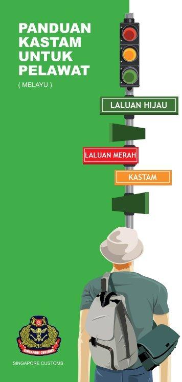 PANDUAN KASTAM UNTUK PELAWAT - Singapore Customs