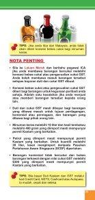 PANDUAN KASTAM UNTUK PELAWAT - Singapore Customs - Page 5