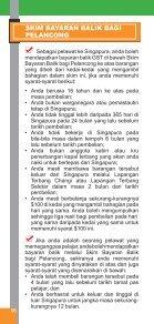 PANDUAN KASTAM UNTUK PELAWAT - Singapore Customs - Page 6