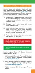 PANDUAN KASTAM UNTUK PELAWAT - Singapore Customs - Page 7