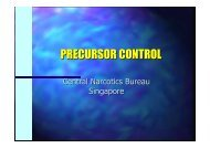 Central Narcotics Bureau - Singapore Customs