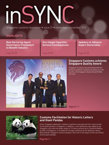 Download PDF - Singapore Customs