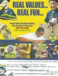 Boy Scouts - Daves Avenue Elementary School
