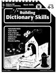 Dictionary Dig
