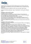 Homogent vinyl EL (59.59 Ko) - Gerflor - Page 2