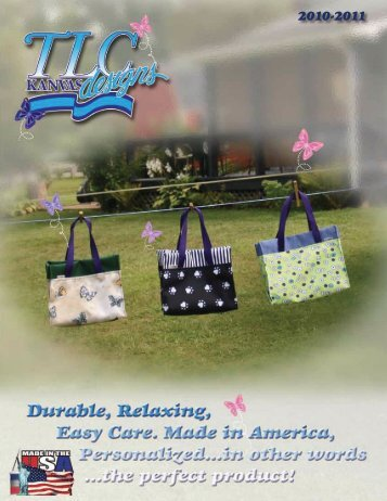 2011 Catalog - TLC Kanvas