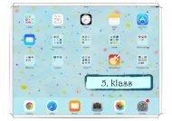 Tartu Erakooli 5.-7. klassi iOS rakendused