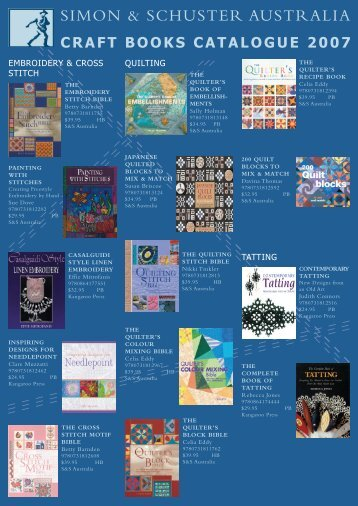simon & schuster australia - Good Reading Magazine