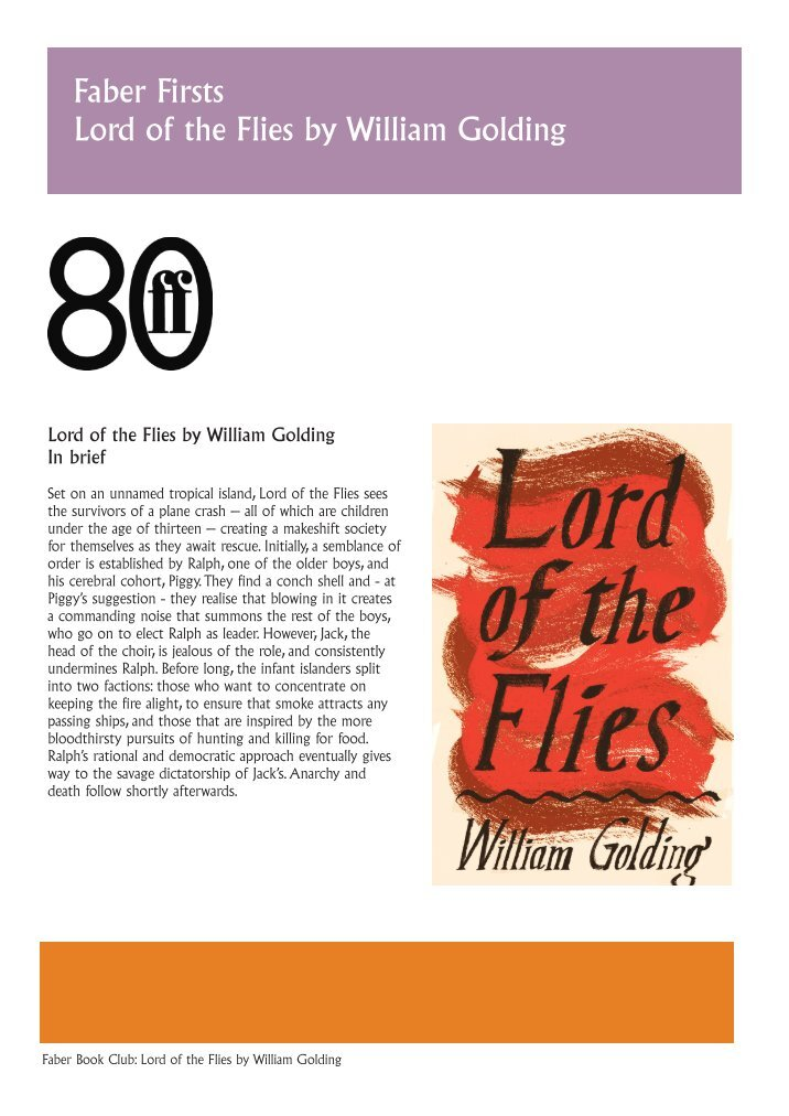 an analysis of how intellect can save lives in lord of the lies by william golding In lord of the flies, william golding uses the theme of human nature to show how easily society can collapse, and how self-destructive human nature is throughout the story golding conveys a theme of how twisted and sick human nature can lead us to be.