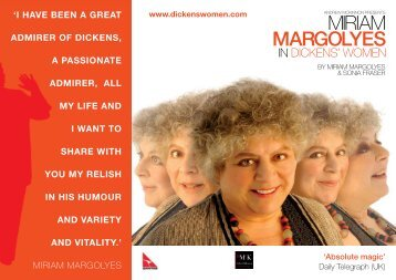 Dickens' Women - Good Reading Magazine