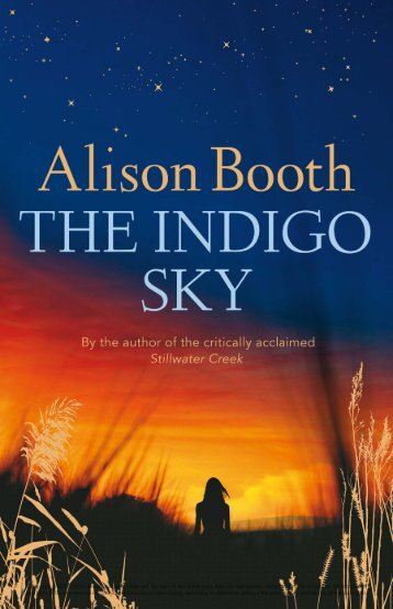 The Indigo Sky.indd - Good Reading Magazine