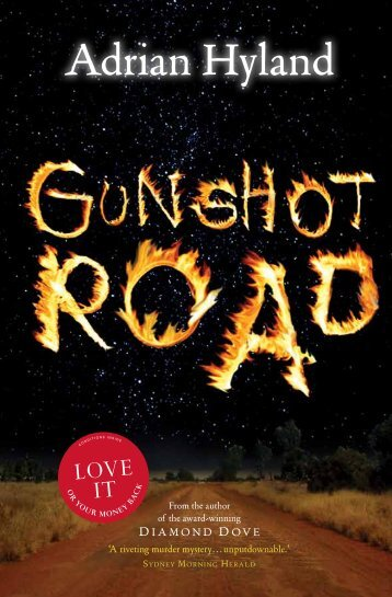 Adrian Hyland - Good Reading Magazine